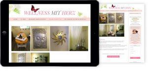 wellness spa WordPress template