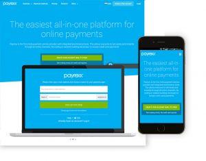 payrexx universal payment website