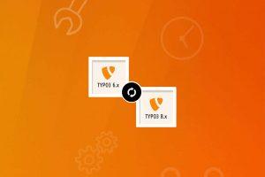 TYPO3 upgrade