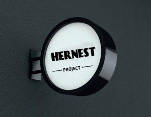 hernest project logo