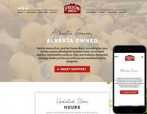 wordpress food order website