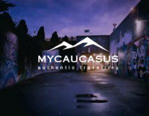 Mycaucasus travel website project